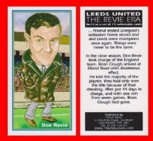Leeds United Don Revie 14